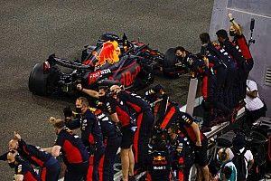 """A Red Bull Racing nyeri majd a 2021-es konstruktőri bajnokságot"""