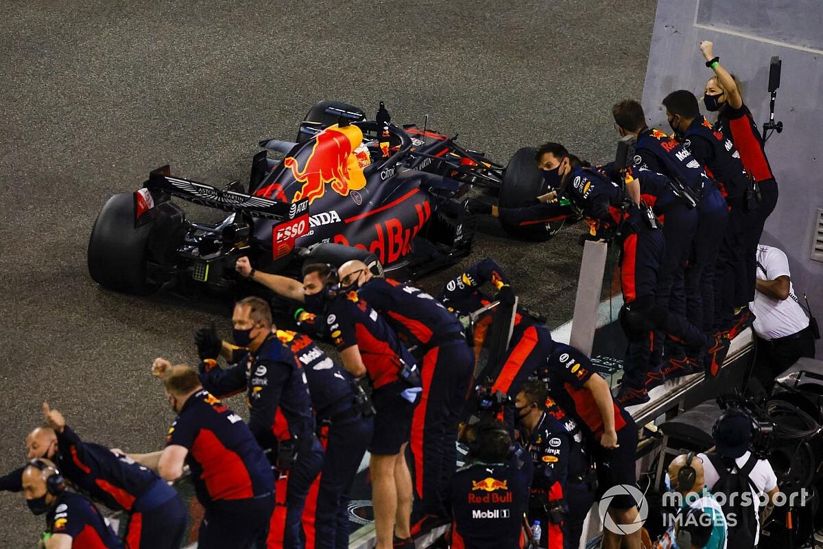 F1-preview Lammers: Red Bull-zege Abu Dhabi kan vertekend beeld geven - Motorsport.com, Editie: Nederlands