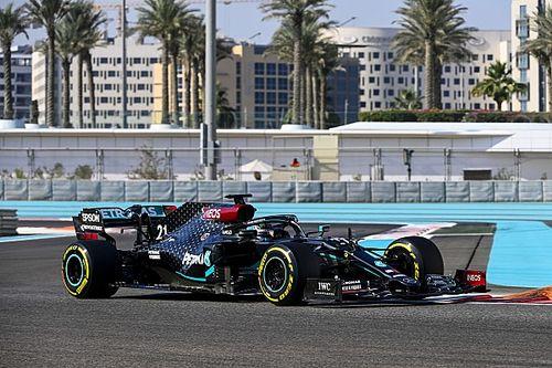 Vandoorne lidera sobre Alonso en la mañana de Abu Dhabi