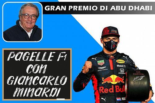Gran Premio di Abu Dhabi: le Pagelle di Minardi