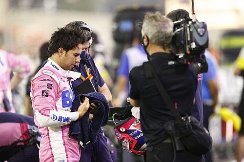 Pérez ya ha comenzado a trabajar con Red Bull