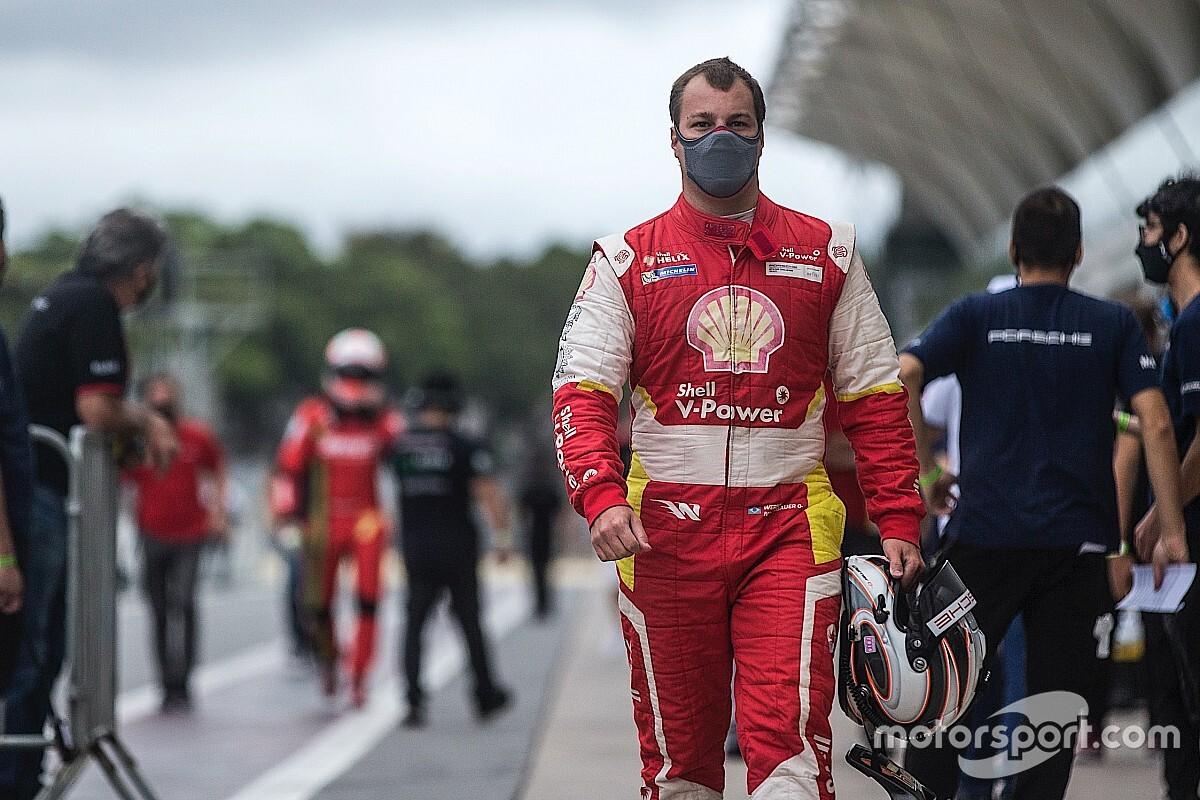 Porsche: Abandono em Interlagos impede novo título de Neugebauer