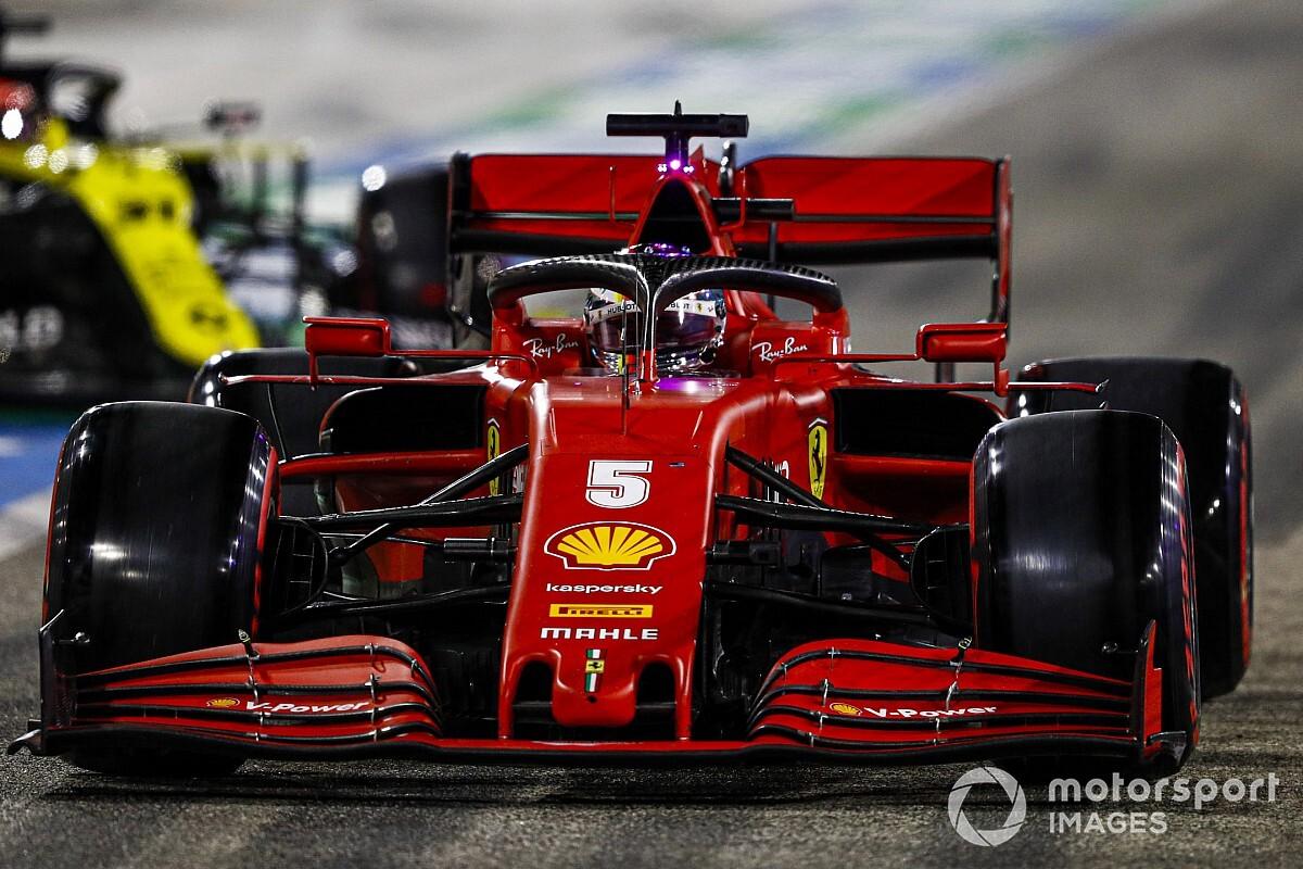 Vettel: Nem értem, mi ment félre…