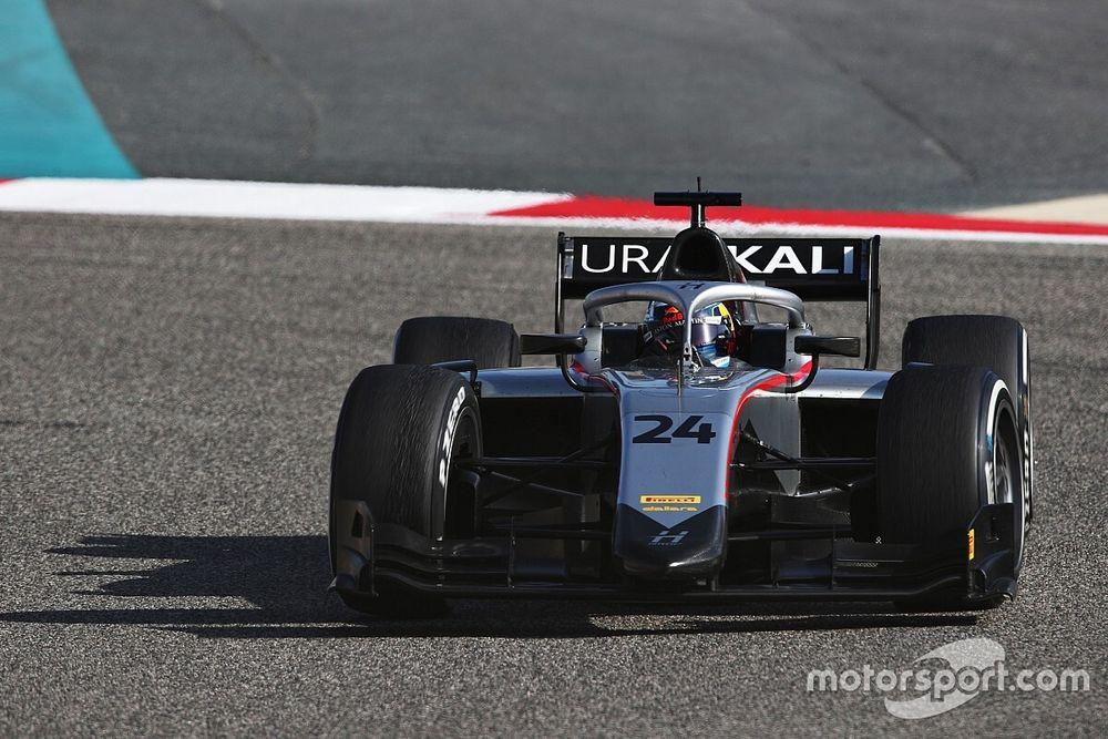Red Bull juniors Vips, Lawson join Hitech F2 team