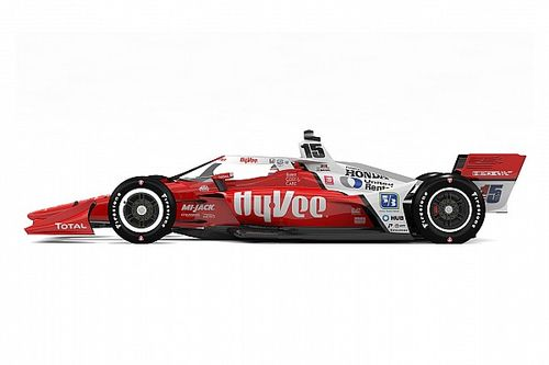 Ferrucci to race third RLL-Honda in Indy 500