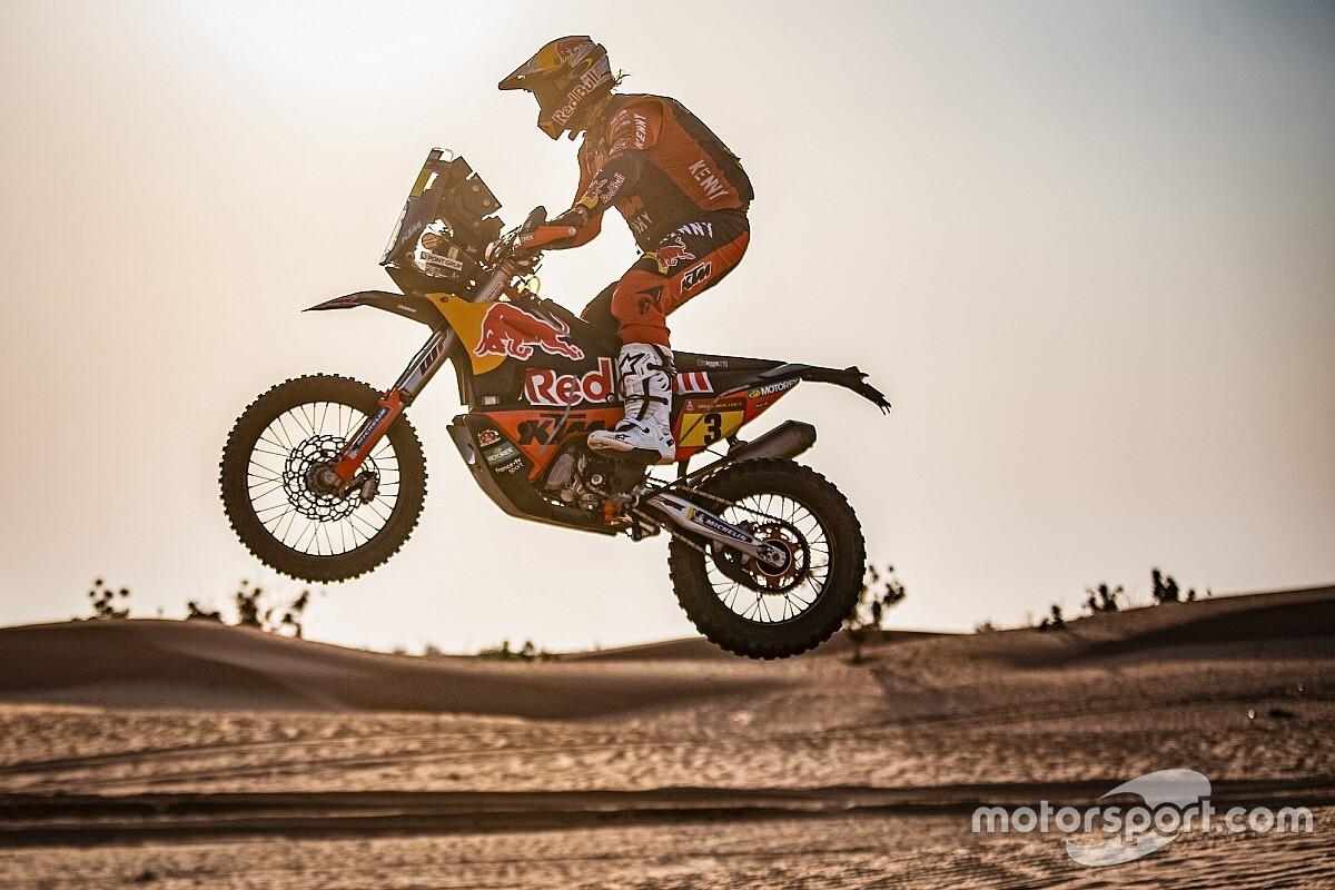2021 Dakar Rallisi 6. etap: Barreda kazandı, Price liderliği aldı