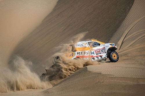Dakar Stage 6 shortened, delayed