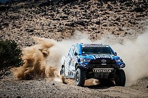 Van Loon gooit handdoek in de ring na Dakar-week vol pech