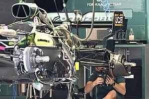 Aston Martin: due membri del team positivi al Covid-19