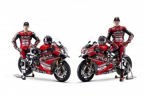 Ducati Rilis Skuad World Superbike 2021