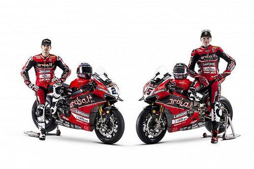 Ducati Rilis Skuad World Superbike 2021