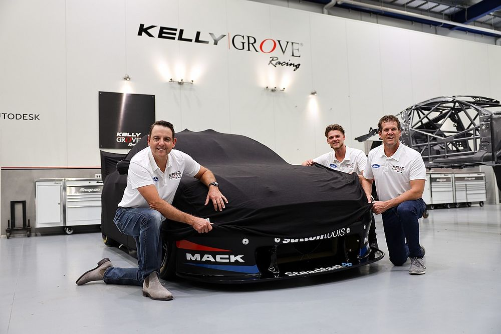 Kellys Lepas Saham Tim Supercars ke Grove Group