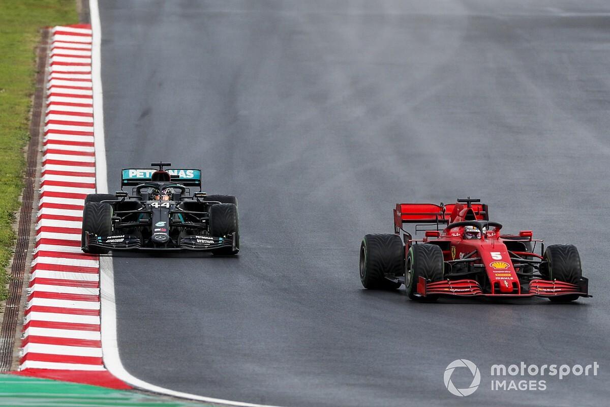"""F1: Resultado na Turquia foi """"injeção de moral"""" para a Ferrari"""