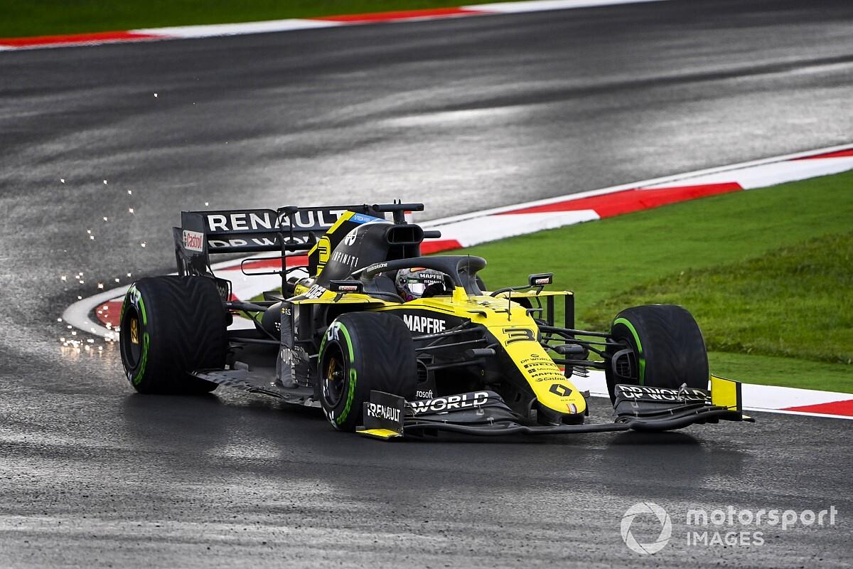 Ricciardo: Teams worden 'beroofd' door circuits met weinig grip