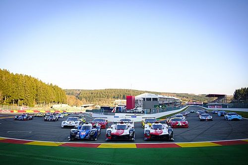 WEC returns to Motorsport.tv with Spa 6 Hour opener