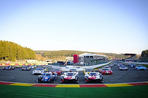 WEC returns to Motorsport.tv with Spa 6 Hours opener