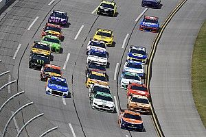 What time and channel is the NASCAR playoffs at Talladega