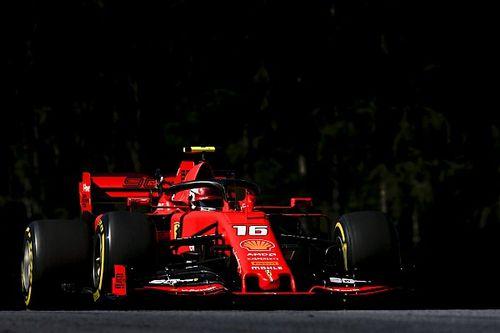 EL3 - Leclerc persiste, Hamilton en embuscade