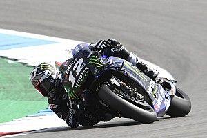 Vinales puas Yamaha jaga momentum