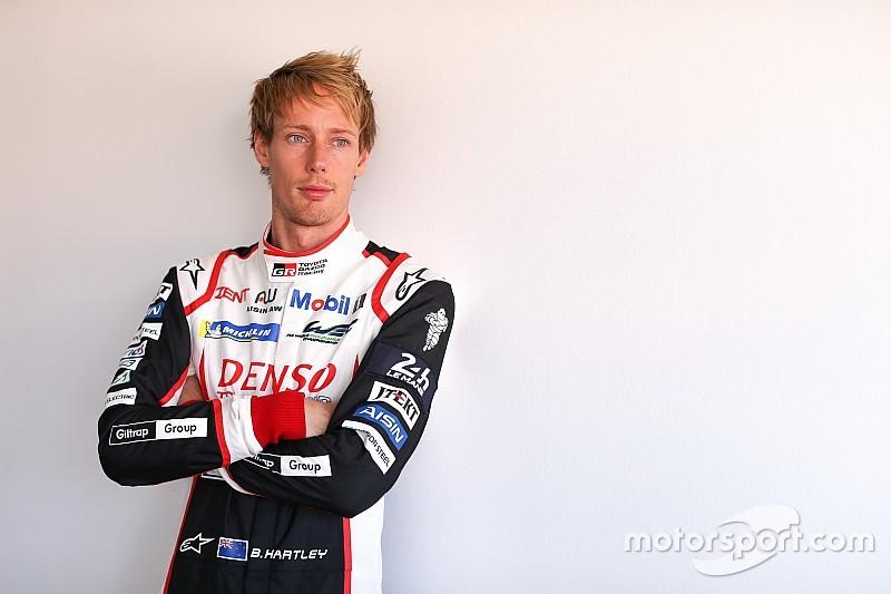 Hartley szerint a következő szezonban 2 sorozatban is indulhat