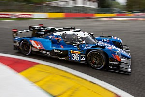 Alpine confirme son engagement en WEC pour 2019-2020