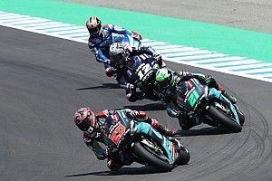 Pujian dari Rossi-Vinales untuk Quartararo