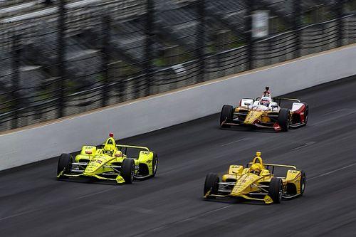2019 Indy 500'de kazanan Simon Pagenaud oldu!