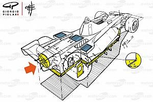 Soluzione vietate come il DAS: la Brabham col ventilatore