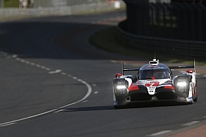 Le Mans 24h: Conway leads first hour in #7 Toyota