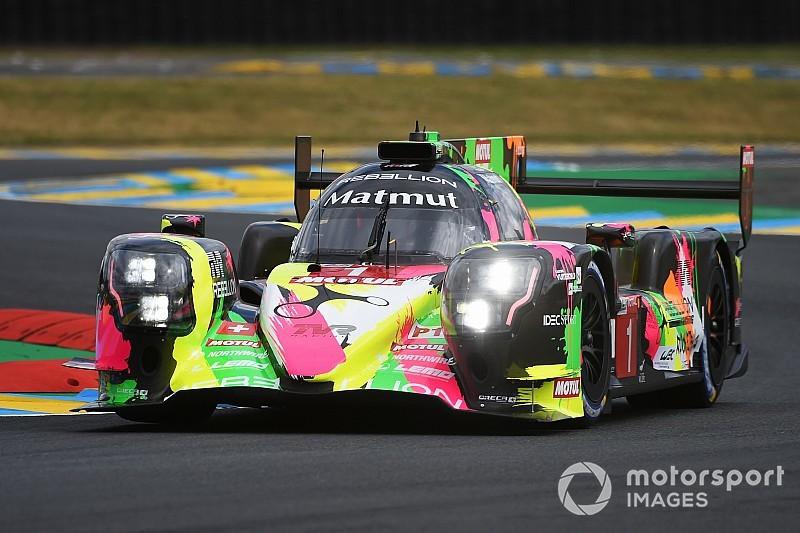 Une Rebellion perd tous ses chronos de Q1 au Mans