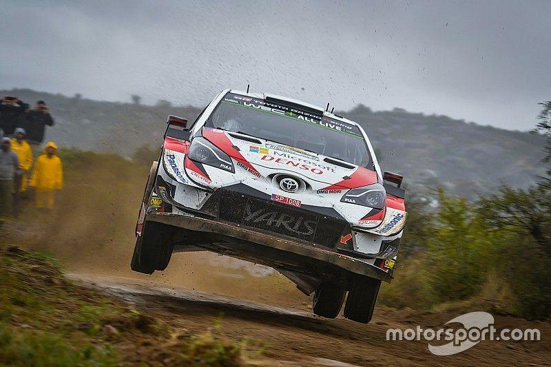 Arjantin WRC: Meeke, Neuville'in önünde lider