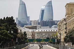 Azerbaycan GP: 1. antrenman seansı yorumları