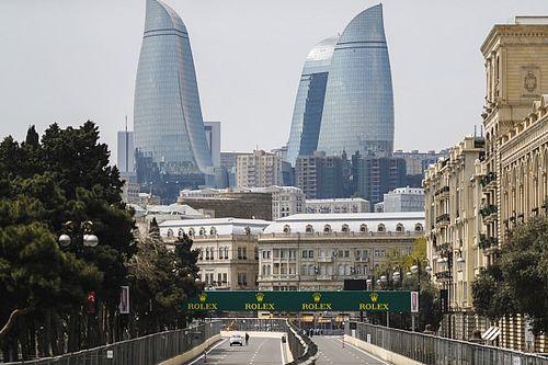 Le programme TV du GP d'Azerbaïdjan