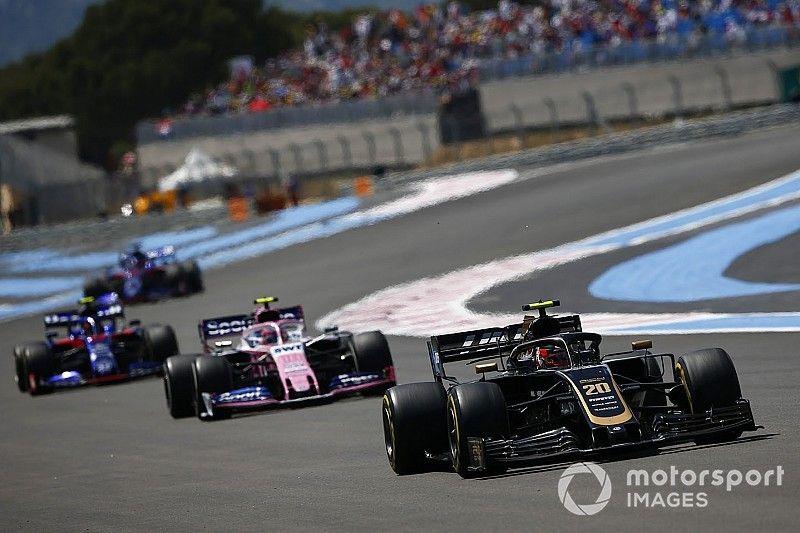 """Haas: Francia fue """"nuestro peor fin de semana"""" en F1"""