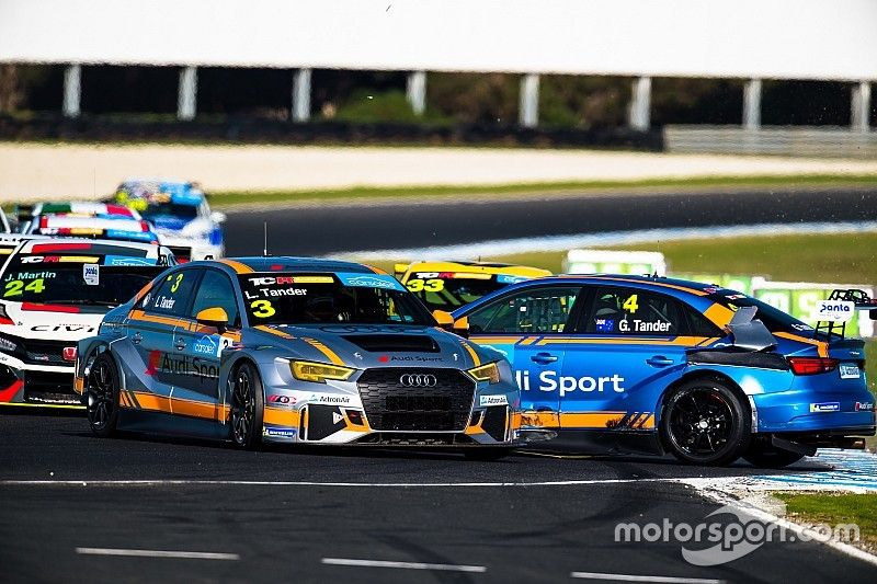 Tanders to renew husband vs wife TCR rivalry