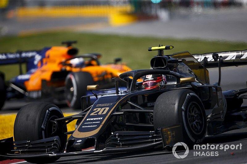 Magnussen : La chute de Haas, incomparable à McLaren ou Williams