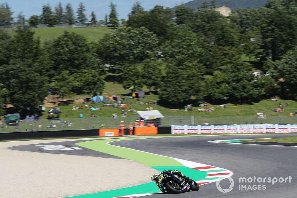 "Rossi jaloers op Formule 1: ""Mugello is geweldig in F1-wagen"""