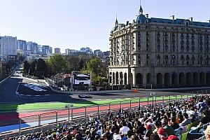 GP Azerbejdżanu przełożone
