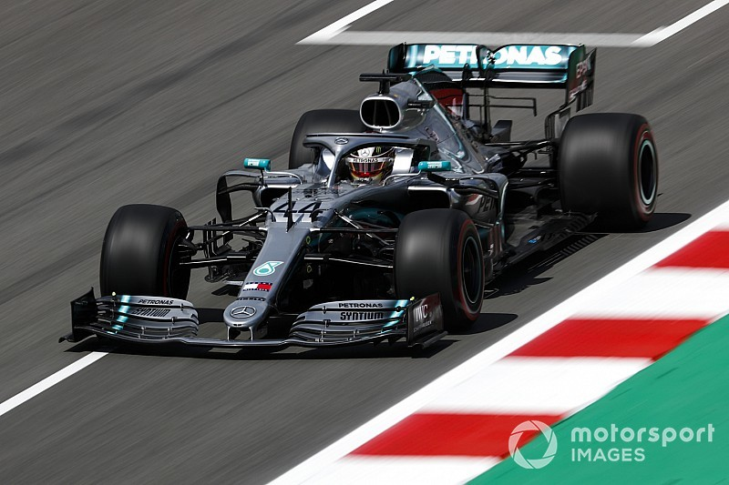 Spanish GP: Hamilton outpaces Leclerc by 0.5s in FP3