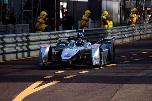 Massa a fini la course... en roue libre !