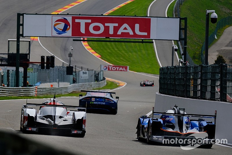 The rules crisis facing the World Endurance Championship