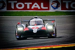 Spa WEC: Toyota almost 3s clear of privateers in FP3