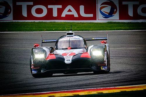 Toyota mete 3 segundos a sus rivales en la FP3 de Spa