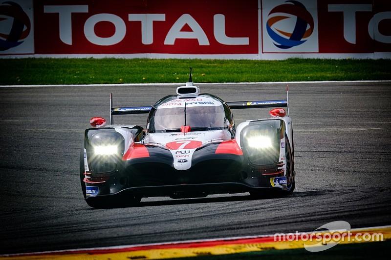 EL3 - Kobayashi hausse le rythme de Toyota