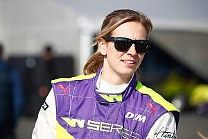 W Series adds reserve driver Bovy to expanded Zolder grid