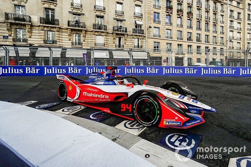Paris E-Prix: Wehrlein beats the Nissans to pole