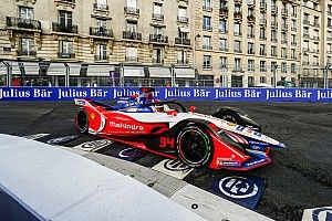 Paris E-Prix: Wehrlein beats the Nissans to pole