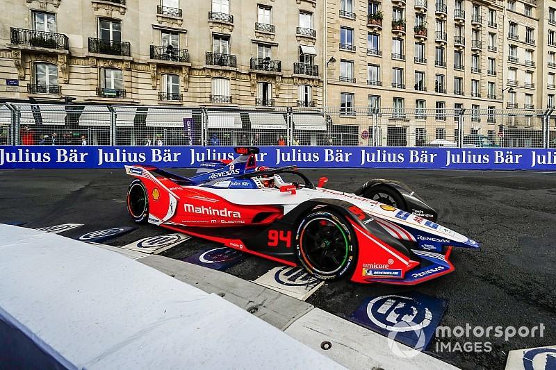 Rowland commette un errore e regala la pole dell'E-Prix di Parigi a Pascal Wehrlein