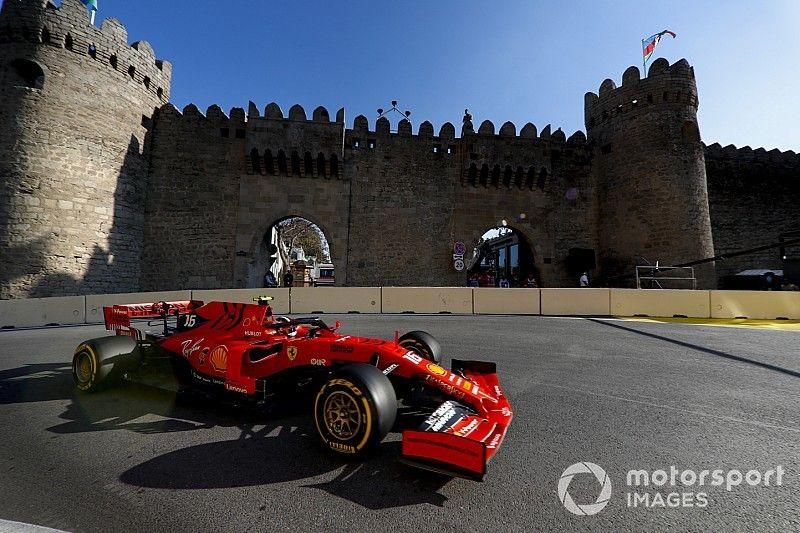 """Leclerc: """"Cuando vamos bien a una vuelta, solemos ir bien en carrera"""""""