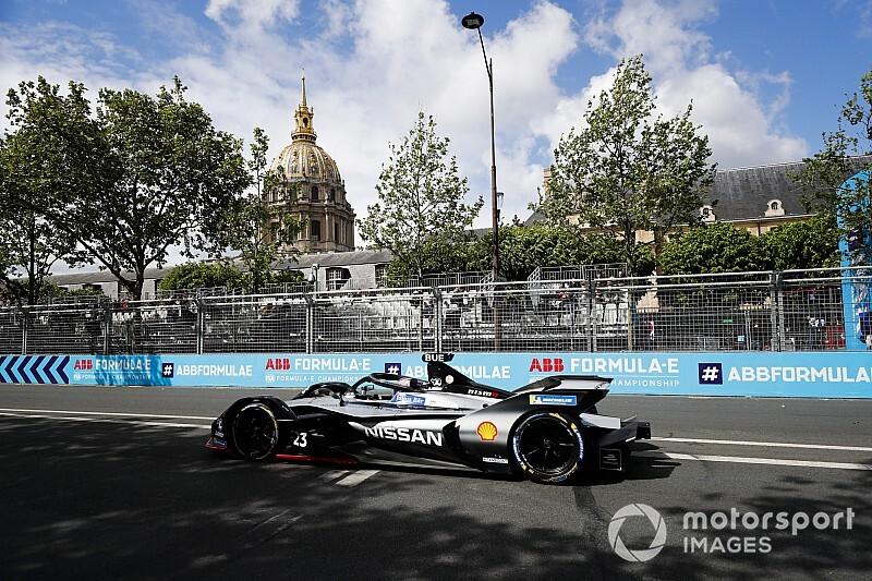 La FormuleE suspend son championnat pour deux mois